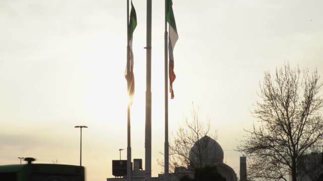 azadi square - tehran stock videos & royalty-free footage