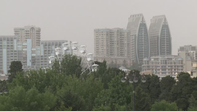 Azerbaijan capital Baku is hosting until June 28th the first ever European Games a way for the country to reinforce a potential future Olympic bid