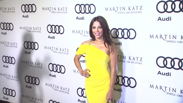 Azita Ghanizada at the Audi And Martin Katz Celebrate The 2012 Golden Globe Awards in West Hollywood CA