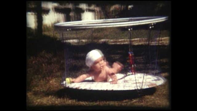 baby 1970's old film