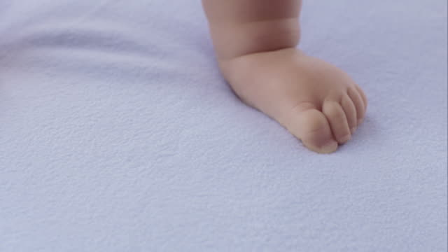 baby feet - jumping stock videos & royalty-free footage