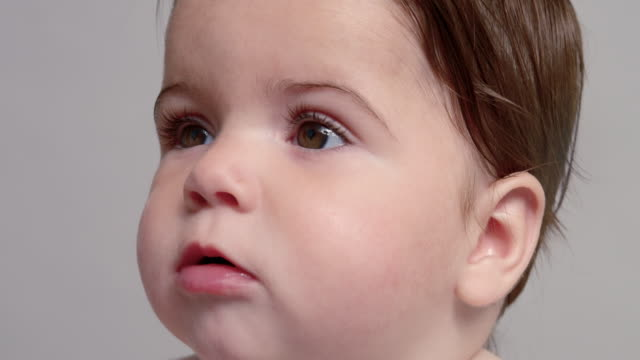 baby girl - 6 11 months stock videos & royalty-free footage