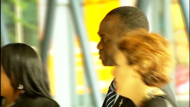 north london gp faces misconduct charge before gmc int john cameron interview sot shot of ikwueke along into general medical council building with... - general medical council stock videos & royalty-free footage
