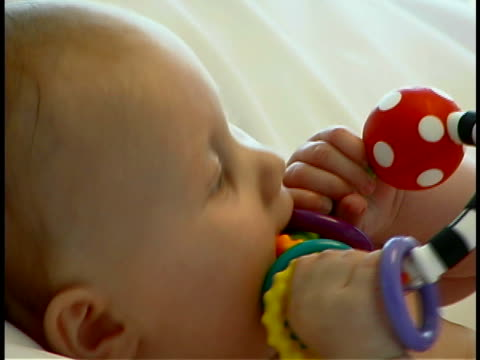 baby - unknown gender stock videos & royalty-free footage