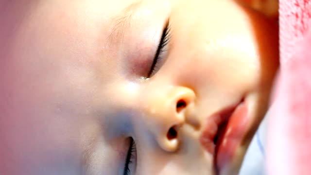 Baby-Jungen Gesicht