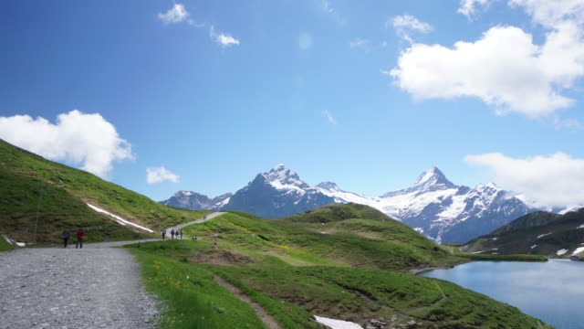 Bachalpsee-First Grindelwald Switzerland