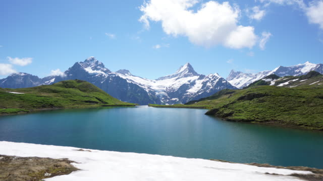 Bachalpsee-First Grindelwald Switzerland