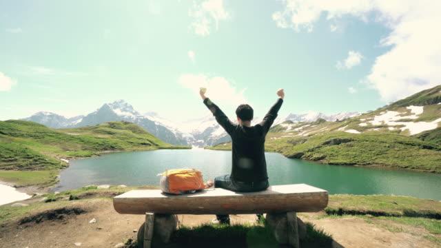 Bachalpsee-First-Grindelwald-Schweiz
