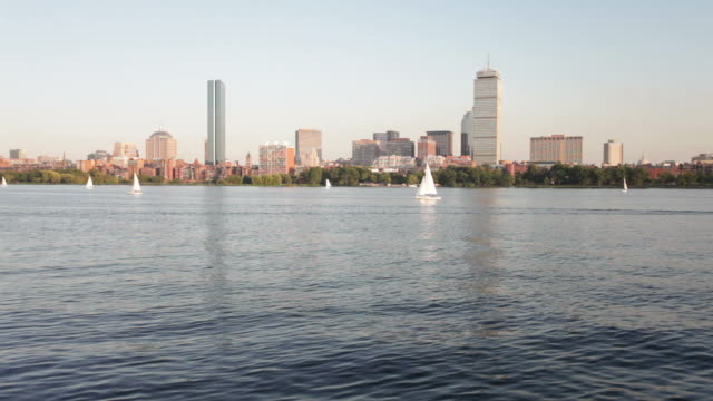 back bay hotel in boston - back bay stock-videos und b-roll-filmmaterial