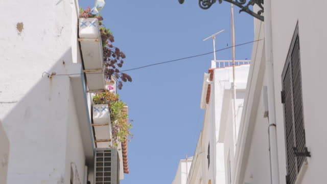 Back Street, Albufeira, Algarve, Portugal, Europe