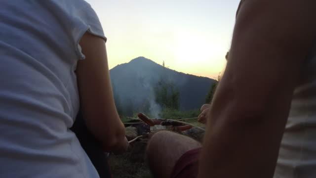バックの自然 - 夏休み点の映像素材/bロール