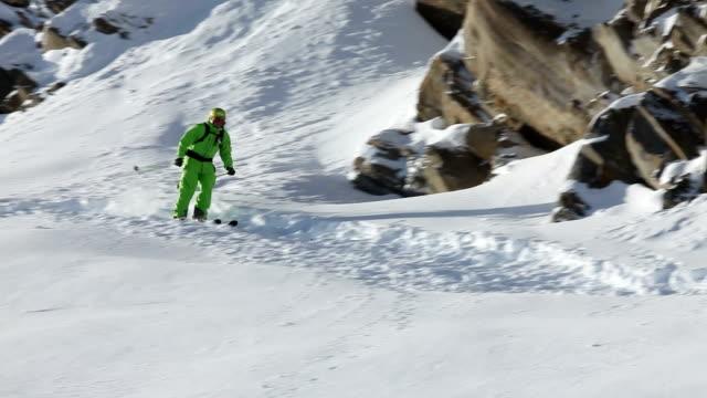backflip ski jump
