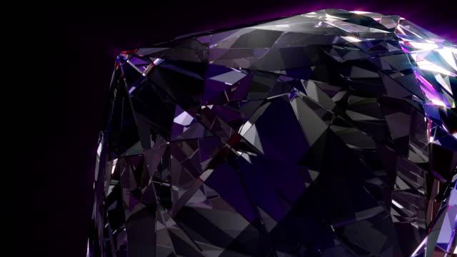 vj dj background 4k loop - precious gem stock videos & royalty-free footage