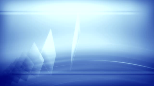 background abstract shards (blue) - rectangle stock videos and b-roll footage