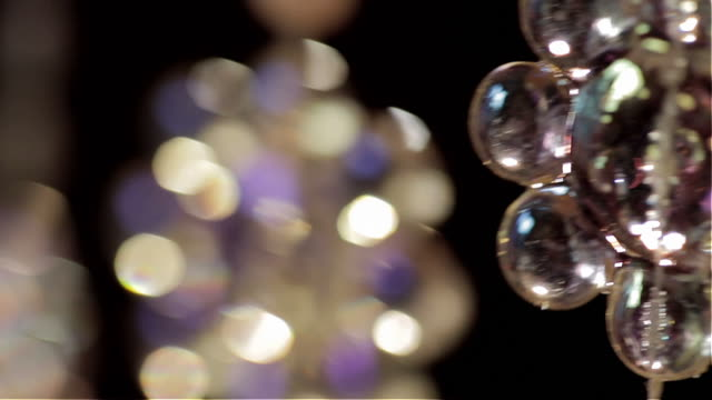 background bead curtain moving focus to front - beaded curtain stock videos & royalty-free footage