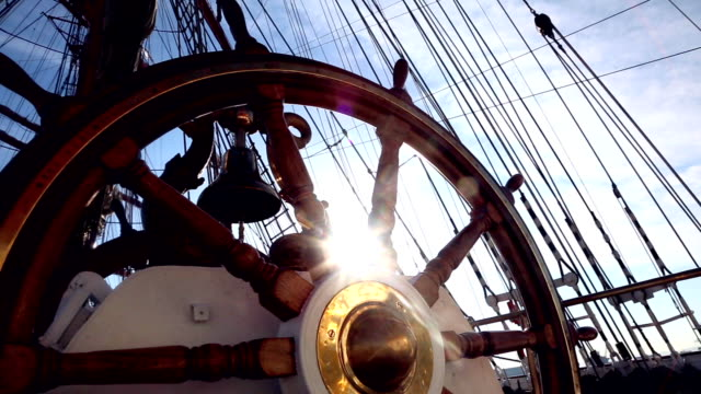 background for sea travel - mast sailing stock videos & royalty-free footage