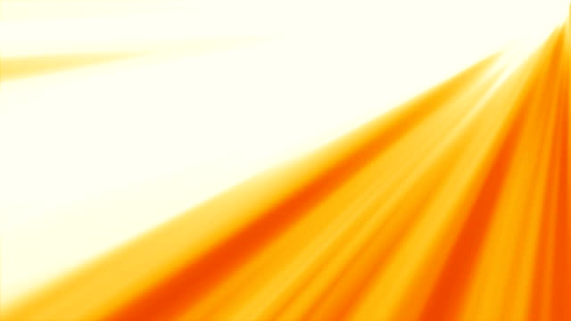 background of orange rays shining