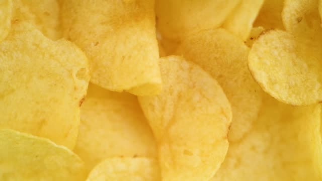 Background of Potato Chips