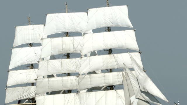 background - vintage sails - sail stock videos & royalty-free footage