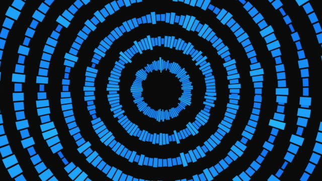 hintergrund mit abstraktem animiertem soundgraph - spectrum stock-videos und b-roll-filmmaterial