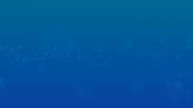 background with beautiful multi colored bokeh circles infinite loop - sundog stock videos & royalty-free footage