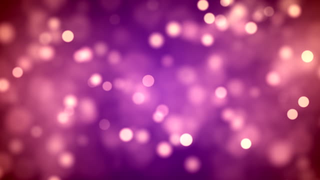 background with beautiful multi colored bokeh circles - sundog stock videos & royalty-free footage