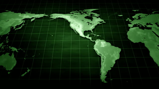 background with world map - market retail space stock videos and b-roll footage