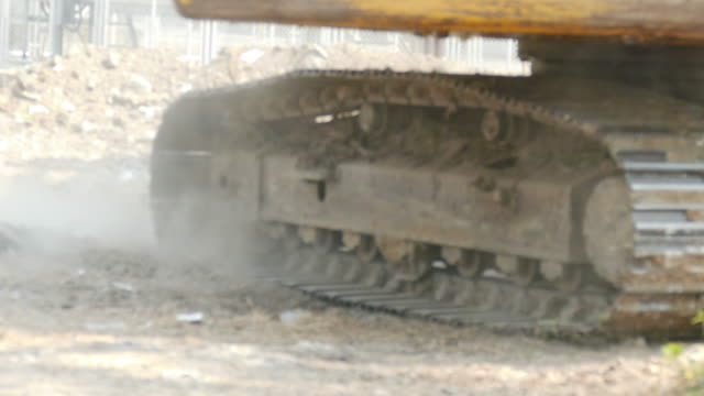 Backhoe wheel
