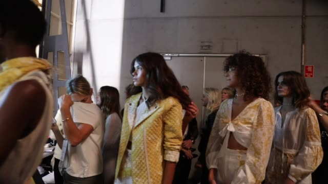 AUS: We Are Kindred - Backstage - Mercedes-Benz Fashion Week Australia 2019