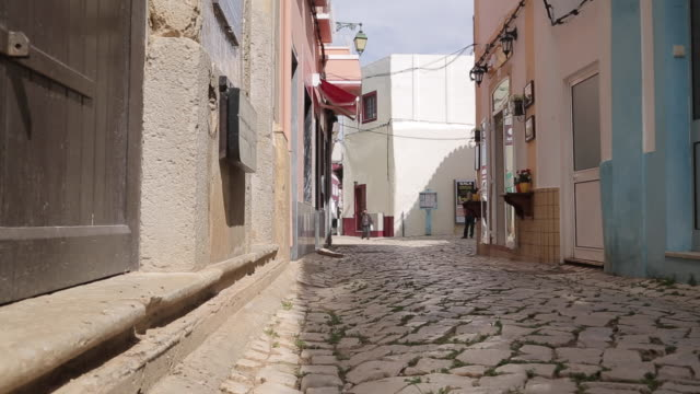 Backstreet, Ferragudo, Algarve, Portugal, Europe