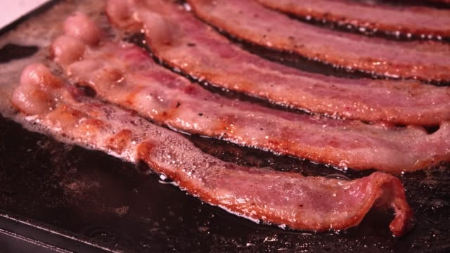 bacon - ketogenic diet stock videos & royalty-free footage