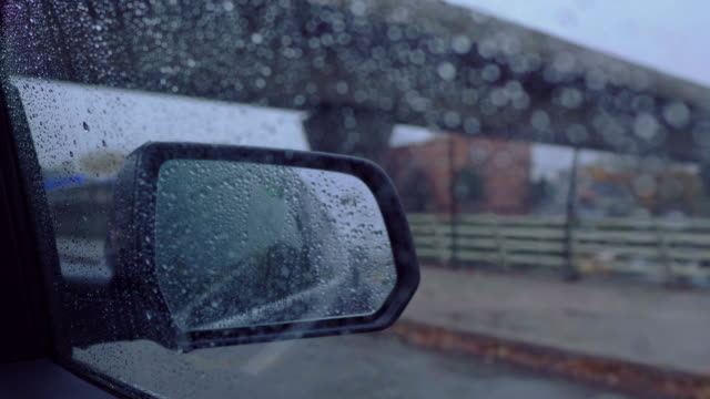 bad weather driving - safety stock videos & royalty-free footage