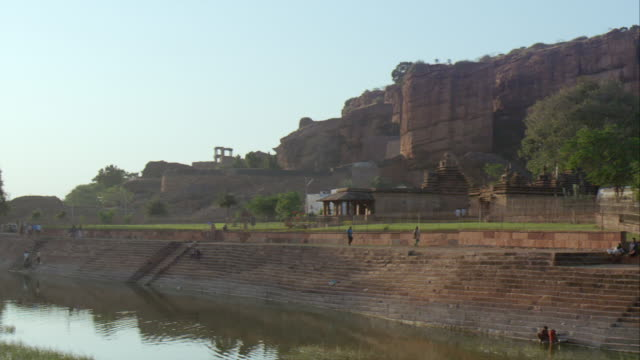 Badmai Temple Complex in South India