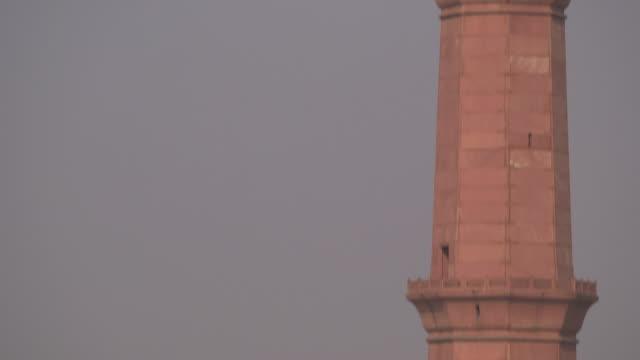 vidéos et rushes de badshahi mosque, lahore, pakistan - lahore pakistan
