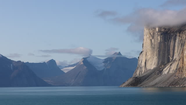 baffin island - polarklima stock-videos und b-roll-filmmaterial