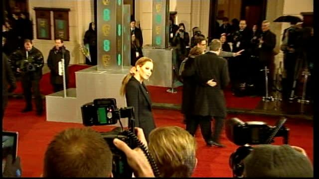 london royal opera house photography** hugh jackman chatting on red carpet jennifer lawrence posing on red carpet billy connolly posing on red carpet - billy connolly stock videos & royalty-free footage