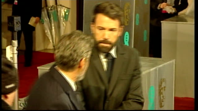 london royal opera house photography** dame helen mirren posing for photocall on red carpet samuel l jackson posing on red carpet bradley cooper... - ben affleck stock videos and b-roll footage
