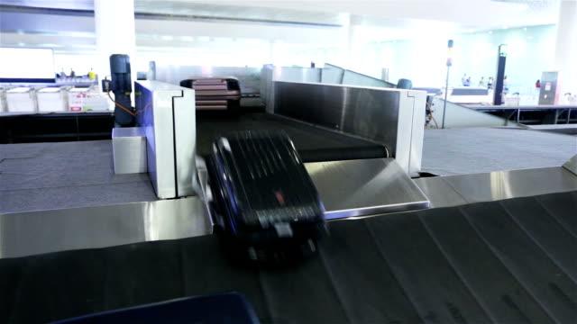 Des Gepäckbands