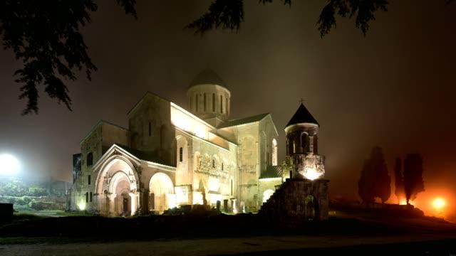 vidéos et rushes de bagrati cathedral was built in the 11th century in kutasi, georgia. - culture de l'europe de l'est