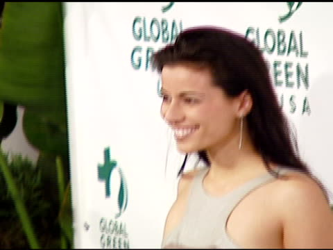 bahar soomekh at the 3rd annual pre-oscar party hosted by global green usa on february 21, 2007. - oscar party stock videos & royalty-free footage