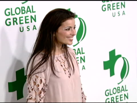 Bahar Soomekh at the Global Green USA's 5th Annual PreOscar Party at NULL in Hollywood California on February 20 2008