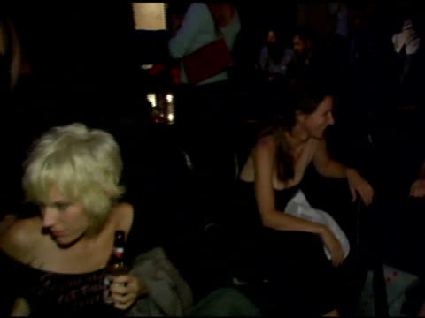 vídeos de stock, filmes e b-roll de bai ling at the 2005 stuff style awards inside at the roosevelt hotel in hollywood california on september 7 2005 - bai ling