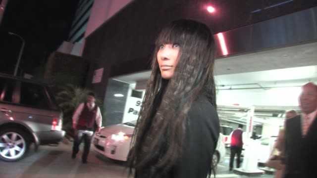 vídeos de stock, filmes e b-roll de bai ling at the celebrating dj am party at trousdale in west hollywood at the celebrity sightings in los angeles at los angeles ca - bai ling