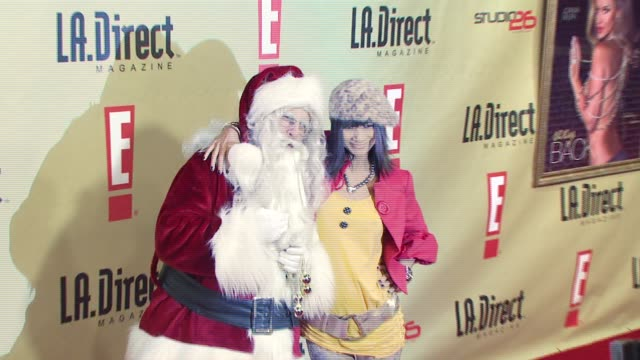 Bai Ling at the LA Direct Magazine's Holiday Party at Les Deux in Los Angeles California on December 14 2007