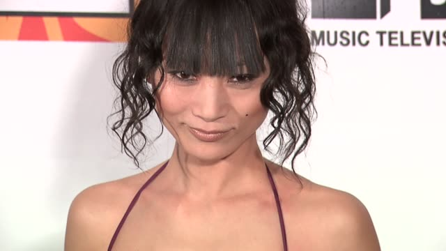 bai ling at the wilmer valderrama and mtv present the premiere party for yo momma at privilege in west hollywood california on march 20 2006 - wilmer valderrama stock videos and b-roll footage
