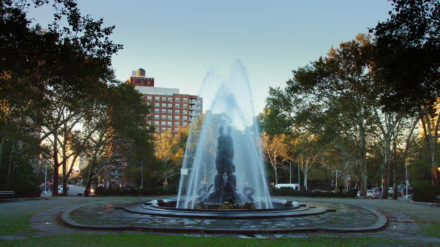 Bailey Fountain, Brooklyn