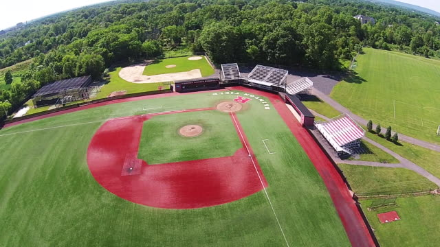 Bainton Field is the home field of the Rutgers Scarlett Knights college baseball team