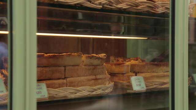 Bakers Shop Window, Montmartre, Paris, France, Europe