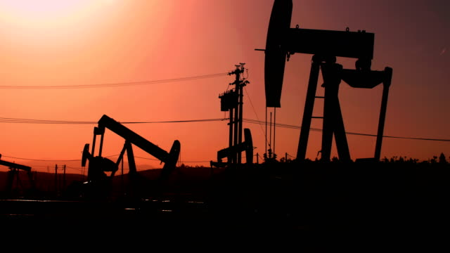 Bakersfield, CA Ölfelder