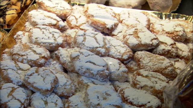 CU Bakery near Siena making panettone and other treats / Near Siena, Tuscany, Italy